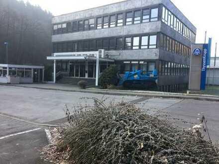 Produktions-/Logistikflächen mit Verwaltungsgebäude