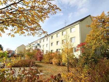 3-Raum-Wohnung mit Balkon in der Südstadt