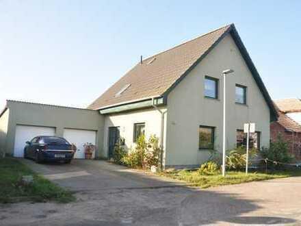 Einfamilienhaus mit Weitblick in Lühmannsdorf zwischen Wolgast und Greifswald