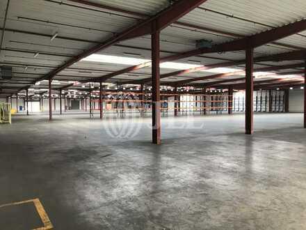 10.000 m² Halle I Sprinkler I Rampen an A 2