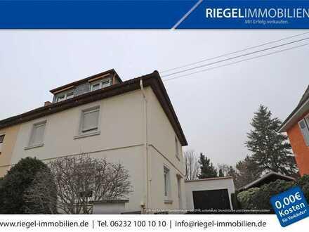 Sie hier? Wir auch! 2-Zimmer Dachgeschosswohnung in LU-Rheingönheim