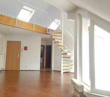 3-Zimmer-Maisonette-Wohnung mit Galerie