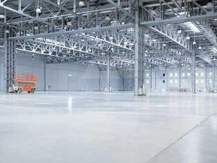 Ihr neuer Standort für: Großhandel - Onlinehandel - Produktion - Lager - Logistik - (Beispielfoto)