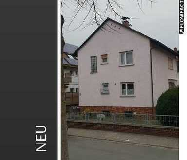2 Familienhaus mit großer Garage, Nebengebäude in guter Wohnlage, nach Absprache frei werdend