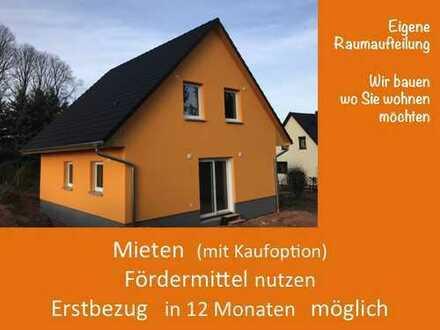unser Klassiker - dieses Haus können wir auch mit 5 Zimmer bauen