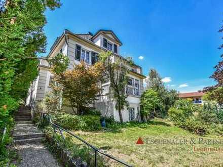 Traumhafte Villa mit sensationellem Blick über Neckargemünd