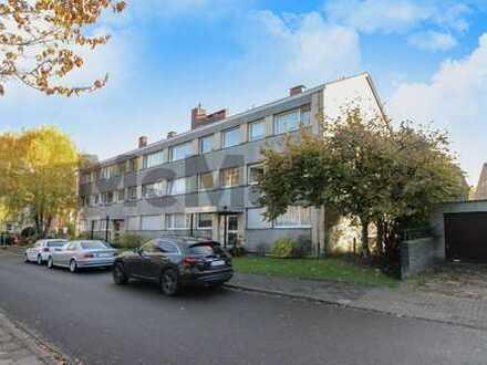 Vermietete 2-Zi.-ETW mit großer Südterrasse als Kapitalanlage oder Eigenheim