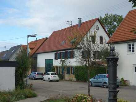 Neu renoviertes Bauernhaus mit Scheune als Werkstatt nutzbar