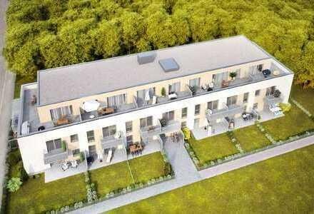 Neubau: Johann 2 Zimmer Wohnung im 1. OG nach Süden
