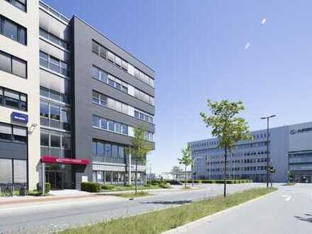 Letzte Bürofläche im EUROPA-CENTER Aviation sichern