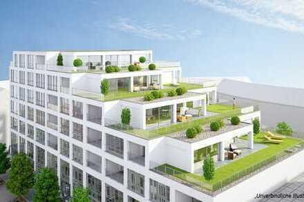 Sonnige 2-Zimmer-Wohnung mit großer Loggia & Balkon