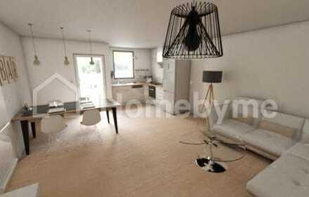 Moderne EG- Wohnung im energieeffizienten Passivhaus (KFW 40+) in ruhiger Zentrallage von Privat