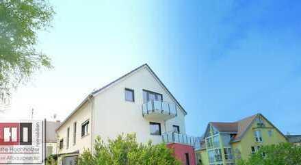 Neubau-Erstbezug - familienfreundliches Stadthaus mit großer Terrasse und Garten -
