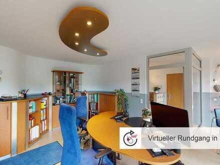 Provisionsfrei - Design-ETW in grüner Oase mit Terrasse in Architektenhaus