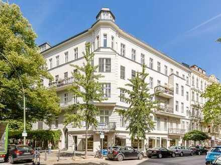 Helle Stadtwohnung in Bestlage direkt am Savignyplatz