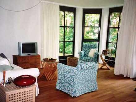 2-Zimmerwohnung mit Terrasse und Gartenanteil