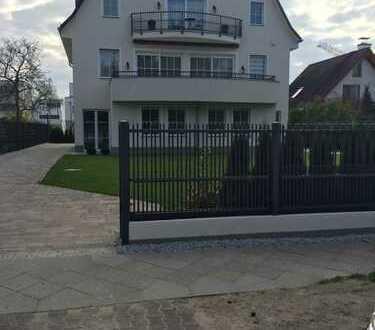 Neuwertige stilvolle Wohnung mit eigener Gartenterrasse im Grünen! PROVISIONSFREI!!!