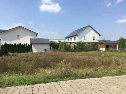 Ingolstadt/Gerolfing Baugrundstück mit 635 qm in bester Wohnlage