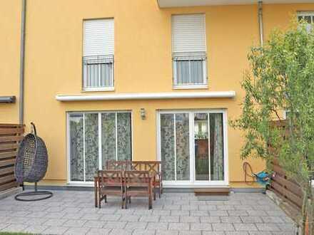 4-Zimmer-Maisonette mit Garten