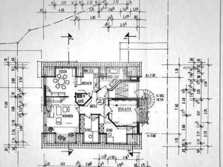 Gepflegte 5-Raum-DG-Wohnung mit Balkon und Einbauküche in Donzdorf