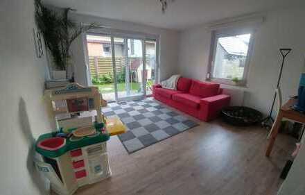 3,5-Zimmer-Erdgeschosswohnung mit Einbauküche und Garten in Bondorf