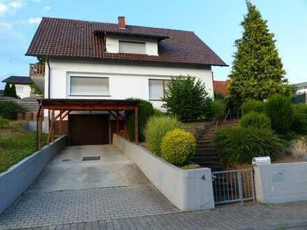 Gepflegtes Einfamilienhaus mit sechs Zimmern und EBK in Dielheim, Dielheim