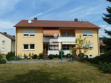 Frisch vermietet: Ruhig gelegene 3 Zimmer-ETW im Obergeschoss mit Südbalkon und 2 Kellerräumen!