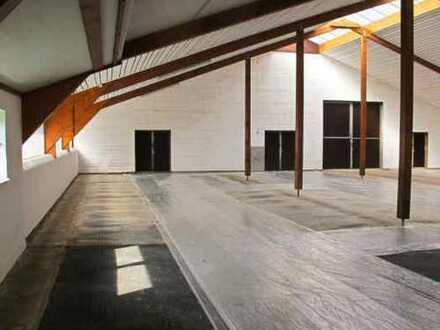 Halle bei Mindelheim (980 m²)