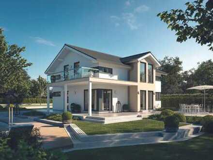 Haus mit Keller!!! Grundstück mit herrlicher Aussicht