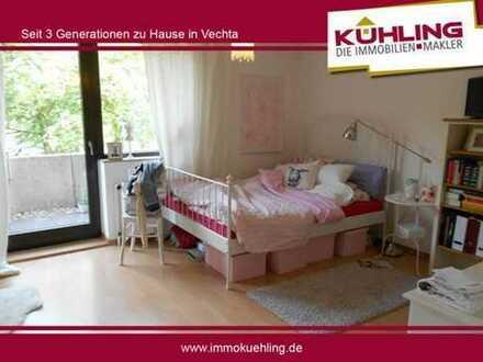 Großzügige 2 Zimmer Terrassenwohnung *optimal als 2er Wohngemeinschaft*