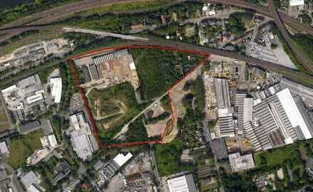 Neubau: Logistik- / Produktionshallen in Dortmund-Dorstfeld
