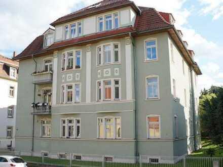 * Wir renovieren: großzügige 4-Raum-Wohnung im Dachgeschoß *