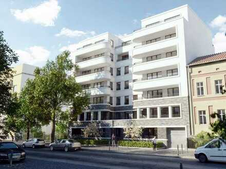 New-build in Berlin Wilmersdorf, 2 room apartment with large balcony and build-in kitchen