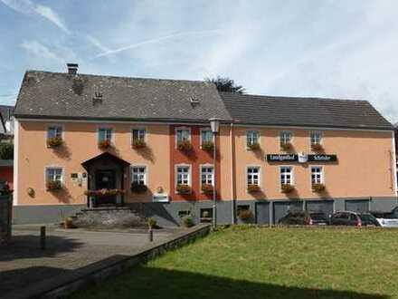 TOP - Landgasthof mit Privatwohnung und sep. kleinem Einfamilienhaus in der Eifel