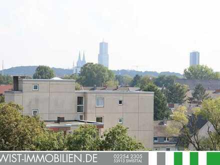 """Schöne 3-Zimmerwohnung mit """"Aussich op d'r Dom"""" – gemütlich, guter Zuschnitt, tolle Lage"""