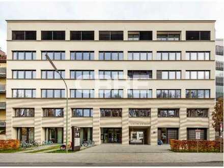 Zentrale Lage und gute Ausstattung! Büroflächen nahe dem Ostbahnhof! Provisionsfrei