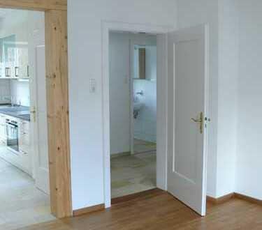 gemütliche attraktive Wohnung, hell und ruhig, Nähe zur Wertach zudem zentral gelegen