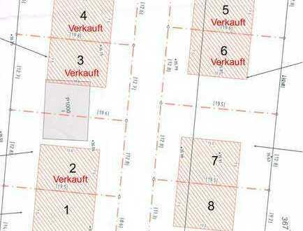 85% der Doppelhaushälften in Potsdam-Golm verkauft!!!