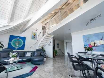Luxuriöse 5-Zimmerwohnung in ruhiger Ortsrandlage