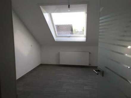 Erstbezug nach Sanierung: schöne 4-Zimmer-DG-Wohnung mit Balkon in Rastatt