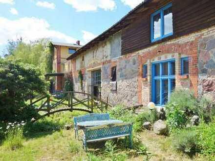 Anwesen in der Uckermark mit Geschichte und Charme