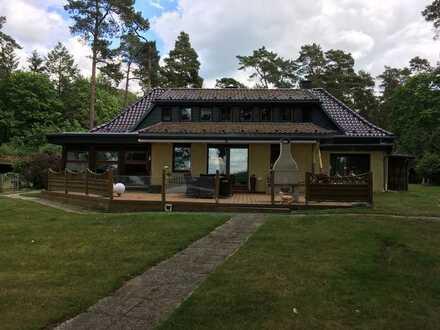 Einfamilienhaus direkt am See bei Neuruppin