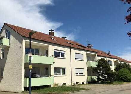 3-Zimmer-Wohnung mit Balkon in bevorzugter Wohnlage