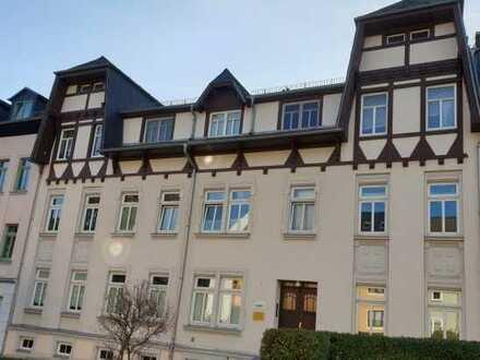Vermietete 3-Raum-Wohnung im historischem Anbiente