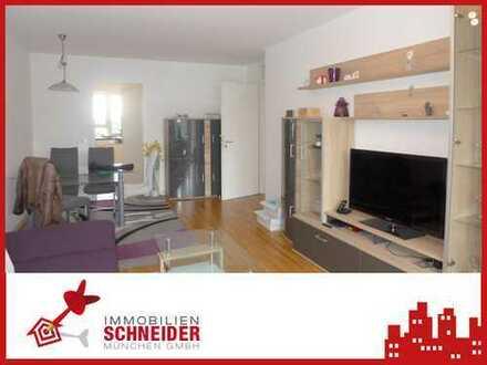 IMMOBILIEN SCHNEIDER - Trudering - wunderschöne 4 Zimmer Wohnung mit Balkon, Parkettboden und EBK
