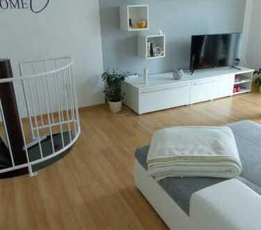 Gepflegte 2-Zimmer Maisonettewohnung mit Balkon in Obernburg Hanglage, ca. 65m2