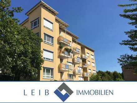 Barrierefreie 3-Zimmer-Wohnung mit Balkon und Tiefgaragenstellplatz - Nähe Klinikum Coburg