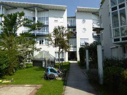 Gepflegte Maisonettewohnung in Haar bei München