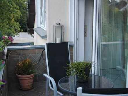Großzügige 4-Zimmer Maisonette Wohnung auf 2 Ebenen mit Balkon