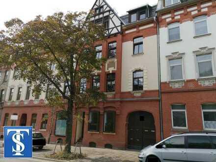 Schönes vermietetes Wohn- und Geschäftshaus Denkmalschutzobjekt in Plauen (Reusa)